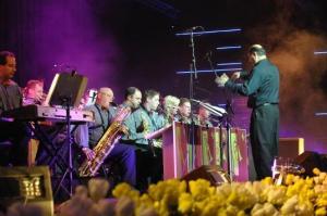 FSI Lentekriebels Concert Rodahal Kerkrade april 2011 m.m.v. Fanfare Kunst en Vriendschap 1